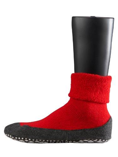 FALKE Herren Socken Cosyshoe Rot/Fire