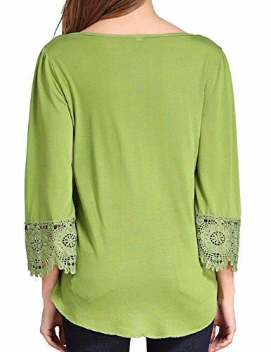 Belleshine - Camicia -  donna Green