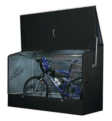 Tepro Fahrradbox anthrazit