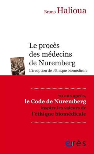 LE PROCS DES MDECINS DE NUREMBERG