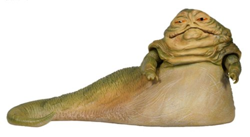 """Star Wars 12"""" Figure - Jabba The Hutt for sale  Delivered anywhere in UK"""