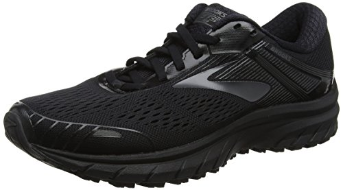 Brooks Adrenaline GTS 18, Scarpe da Running Uomo, Nero Black 026, 45 EU
