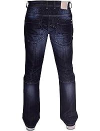 Crosshatch - Jeans - Droit - Homme