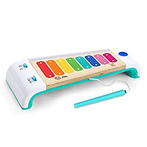 Baby Einstein de Hape E11883- Xilófono táctil mágico
