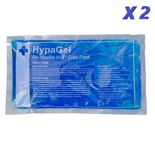 HypaGel compresa gel reutilizable frío