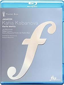 Janacek: Katia Kabanova (Karita Mattila/Madrid 2008/Belohlavek) [Blu-ray] [2010] [Region Free]