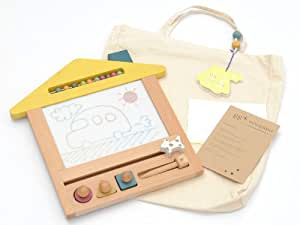 birthday present toys and baby gifts gg * oekaki house of (di Gio painter House) House Oekaki Drawing Board tree! (japan import)