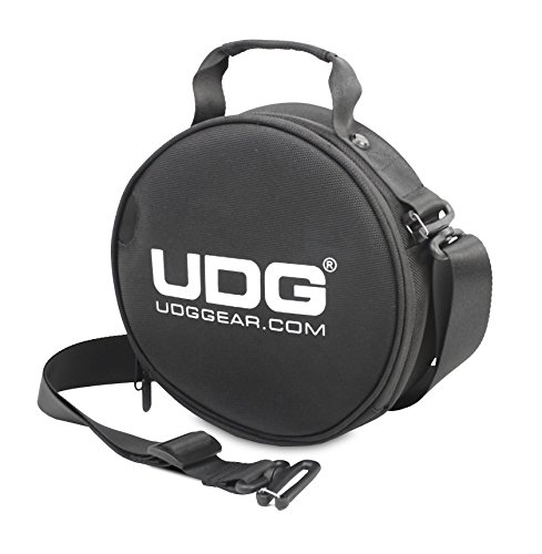 UDG Ultimate DIGI Headphone Bag Schwarz U9950BL (Dj Kopfhörer Tasche)