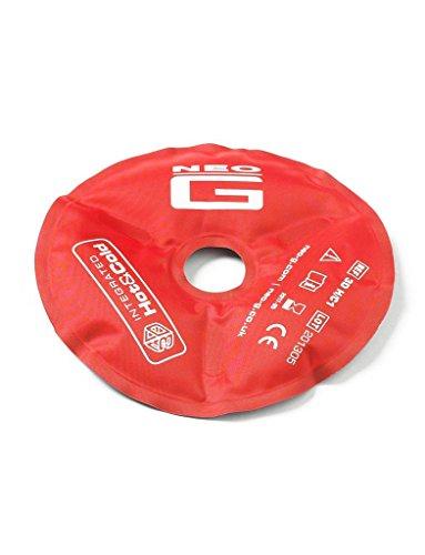 Neo G Hot & Cold Therapy Disc (1Stück Disc)-wiederverwendbar & Dual Funktion, flexibel, Ice Pack, Heat Pack hilft, Muskelschmerzen, Schmerzen, Symptome von Arthritis, Kopfschmerzen, Muskel und Gelenk Entzündungen, Muskel Schwellungen, menstruationskrämpfen, hilft Relief steife, schmerzende Muskeln Post Gym oder Verletzungen -