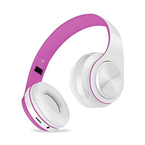 Cuffie Bluetooth senza fili pieghevoli a854130db811