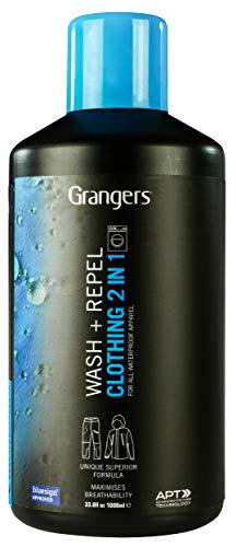 Grangers Wash and repel clothings 2in1