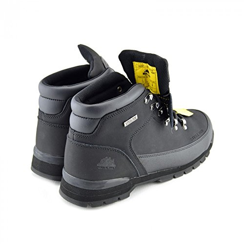 Groundwork - Gr77, Scarpe antinfortunistiche unisex (BLACK - GR77)