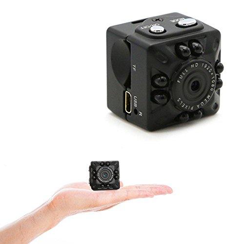 DS-Mart Mini cámara portátil pequeña de los deportes de la cámara 1080P...
