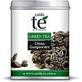 Té Verde China Gunpowder Lata Granel Cuida Té 100G