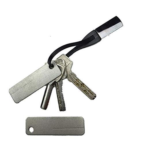 LeoboodeEDC Pocket Diamond Stone Sharpener Keychain for Knife Fish Hook Finger Nail File Outdoor Camping Sharpeners Tool (Fish Hook-knife)