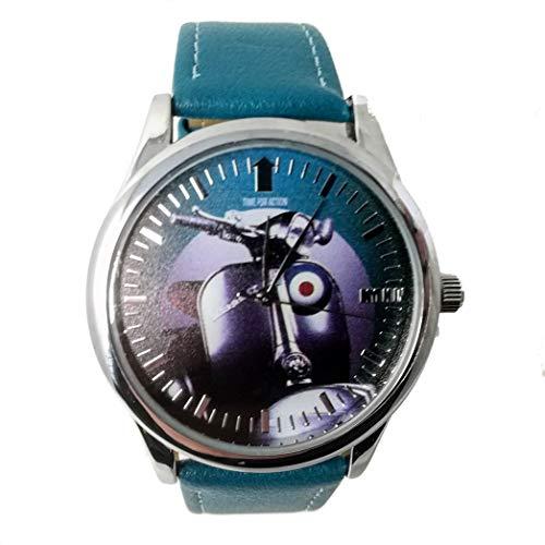 Vespa - Reloj de Pulsera para Hombre
