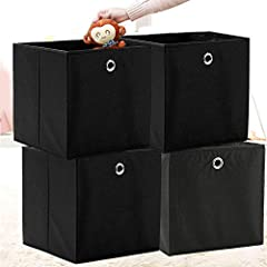 BALLSHOP 4 Stück Aufbewahrungsbox Faltbare