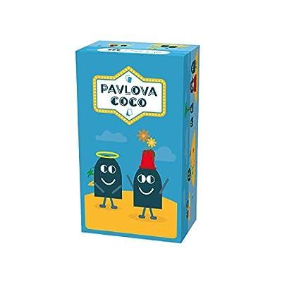 Pavlova Coco - 540 cartes