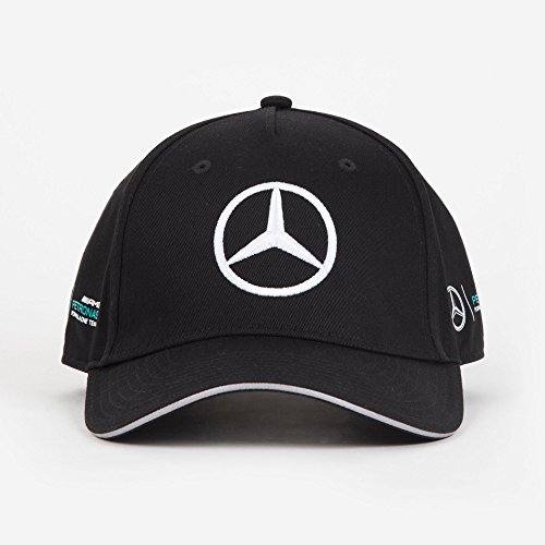 2017 mercedes amg f1 formula 1 black team cap by hugo boss. Black Bedroom Furniture Sets. Home Design Ideas