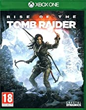 Microsoft riseofthetombraiderx1-msx xbox one german not germany pal blu-ray (PD5-00009)