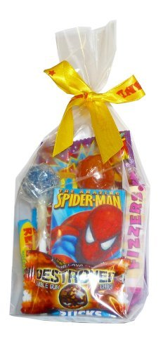 Dandy Candy Boys Sweets Birthday Party Bag