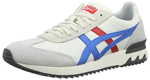 best sneakers f4de1 56733 ASICS Unisex-Erwachsene Onitsuka Tiger California 78 EX Fitnessschuhe, Weiß  (Cream/Directoire Blue 100), 41.5 EU