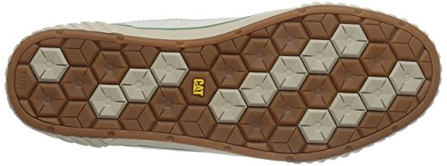 Cat Footwear - Conjure, Scarpe da ginnastica Uomo Multicolore (Mehrfarbig (MENS FEATHER GREY))