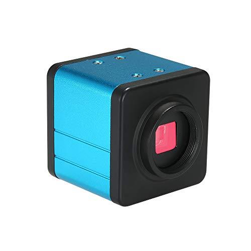 """OWSOO Microscope Camera Fotocamera per Microscopio Industriale 1080P HD Uscite VGA Digitali HD da 2.0 MP 1/2.7\"""" per la Riparazione di Saldatura PCB da Laboratorio/Telefono"""