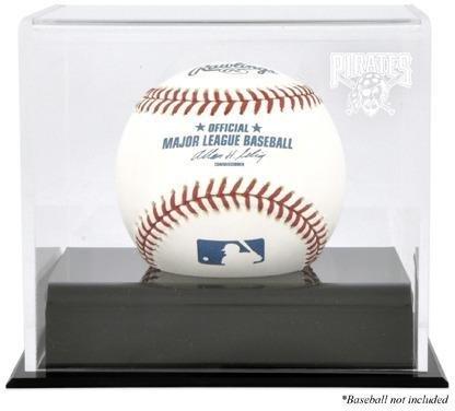 Pittsburgh Pirates Baseball Cube Logo Display Case by Mounted Memories