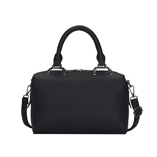 Yy.f Schönheitsbeutel Neue Handtaschen Mode-Handtaschen Damen Mode-Taschen Mode Extrinsische Intrinsische Und Praktisch Black