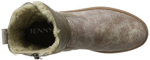 Jenny Stf Souples Zw7iqcd Maine Chaussures Taupe Femme Bottes AxnwzTP