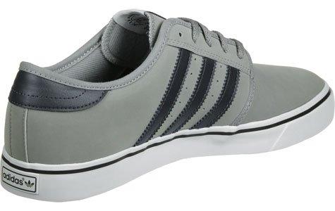 Adidas Seeley - Gris Chaussures De Sport Basses Pour Homme