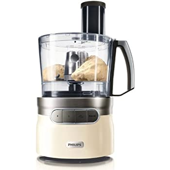 amazon.de: philips hr7781/00 küchenmaschine robust collection (15 ... - Philips Cucina Küchenmaschine