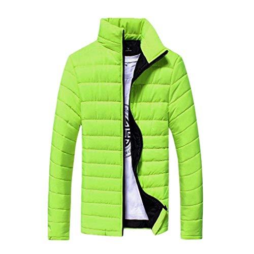 Betrothales Jungen Männer Nner Herren Bomberjacke Warme Stehkragen Schlank Mode Winter Jacken Zip Mantel Outwear Jacke Outerwear Mantel...