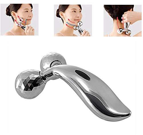 Petansy 3D Roller Massager Auge Gesicht Körper Roller Ball Massagegerät Facelifting Werkzeug Firming Schönheit Massage Haut Anziehen Körperformung Massager