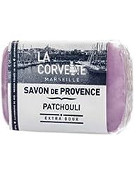 La Corvette Savon de Provence Patchouli 100 g
