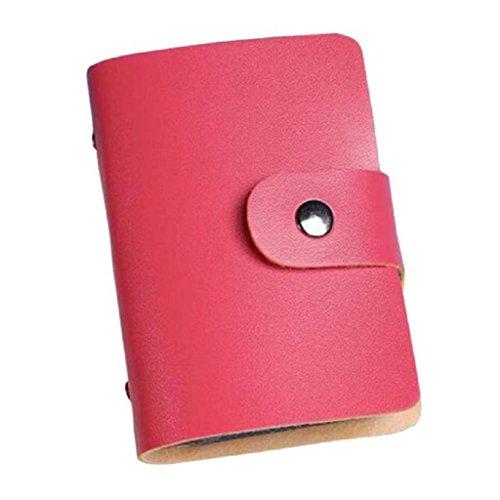 Set Di Carte, Porta Carte Di Credito In Pelle Winwintom, Porta Carte Di Credito, Biglietti Da Visita, Anguria Rossa