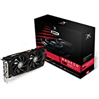 XFX Radeon RX 480 4GB Graphics Card + Gigabyte M6880X Wired Gaming Mouse + XFX White LED Hardswap Fans