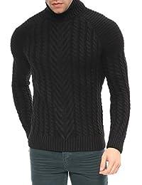 756694f3176d Suchergebnis auf Amazon.de für  polo pullover schwarz herren - Wolle ...