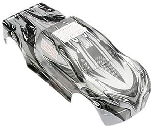Traxxas 3911R E-Maxx Prographix - Adhesivo Decorativo para Coche, diseño de Cuerpo
