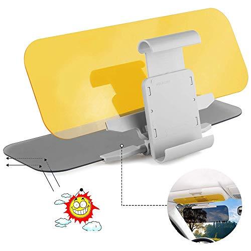 Auto Sonnenblende Anti-Glare-Spiegel Schnalle Formel Tag Und Nacht Zwei In Einem Anti-uv-Block Sonnenschutzspiegel Fahren Der Windschutzscheibe Auto-blendschutzbrille -