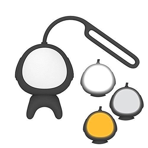 ?USB-Ladekabel Alien LED Fill für Handy Nachtlampe für iPhone iPad Samsung Schwarz