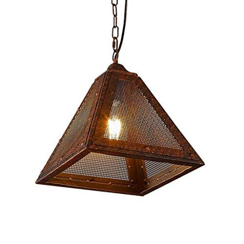 ... CCYYJJ Retro Geometrie Kronleuchter, Kreative Loft Restaurant Internet  Cafes Studio Snooker Hall Dekoration Lampen Und