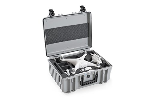 B&W outdoor.cases type 6000 with DJI Phantom 4 Pro / 4 Pro+ / 4 Advanced Inlay - The Original ***Limited Edition***