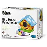 4M Kit Colora La Casa Per Uccellini