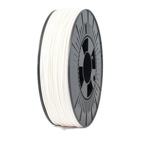 ICE FILAMENTS ICEFIL1PLA005 PLA Filament, 1,75 mm, 0,75 kg, Wondrous White