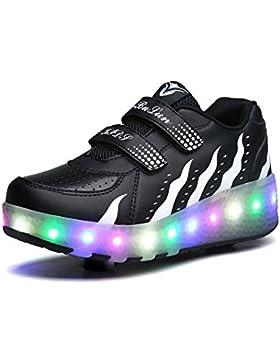 Bruce Lin Unisex Niños LED Luz P
