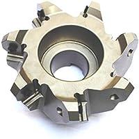 hhip 2068–400010,2cm X 1–1/10,2cm Bohrung 45Grad Octagon 7Einsatz Index können Face Mühle, 2–1/5,1cm OAL