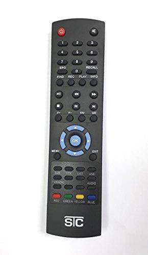 STC DTH Remote Control (STB H-500 Compatible) 41ndOjcj3eL