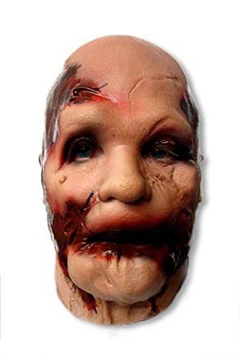rger - Hannibal Lecter Maske aus Schaumlatex ()